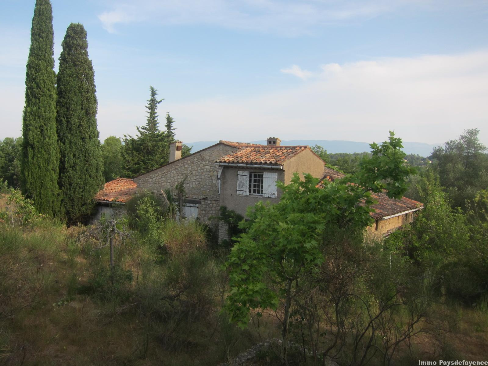 IMMOWOOD Terre Blanche Immobilier Pays de Fayence