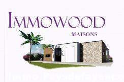 Logo Maisons Immowood