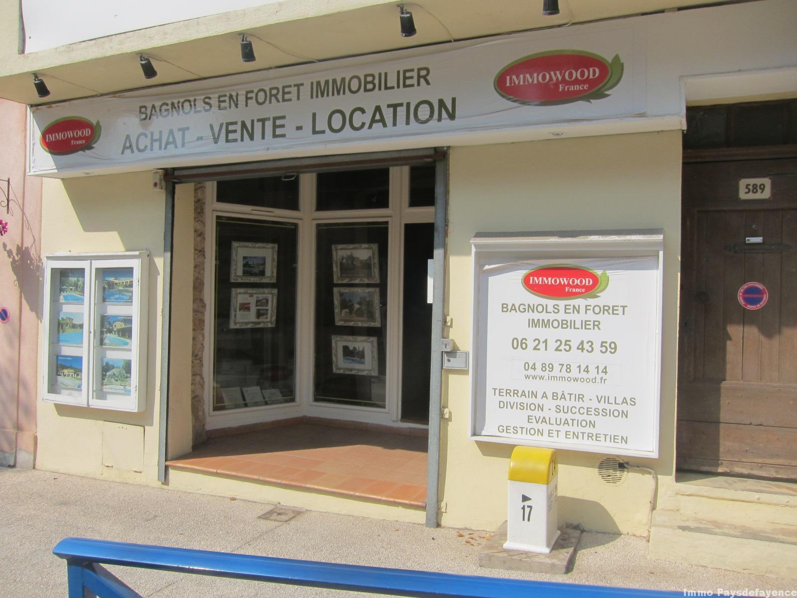Agence Immobilière Fayence